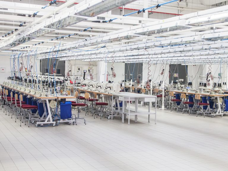 Manufacturing Clothing